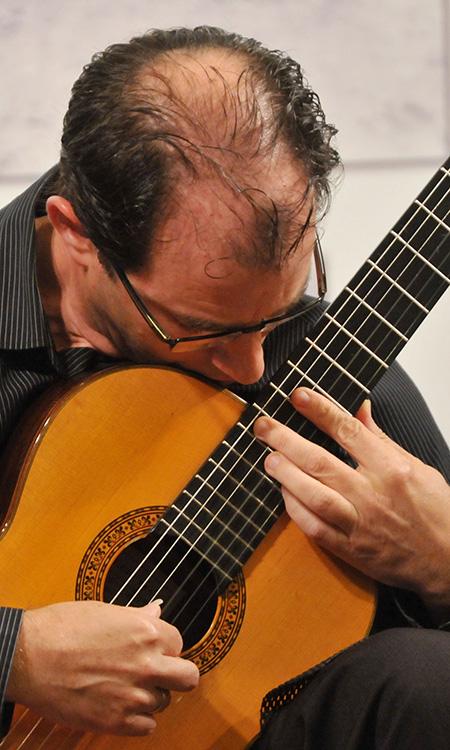 גיטרה קלאסית למתקדמים