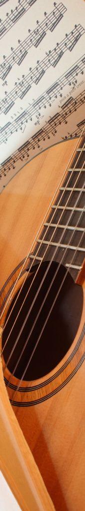לימוד גיטרה קלאסית