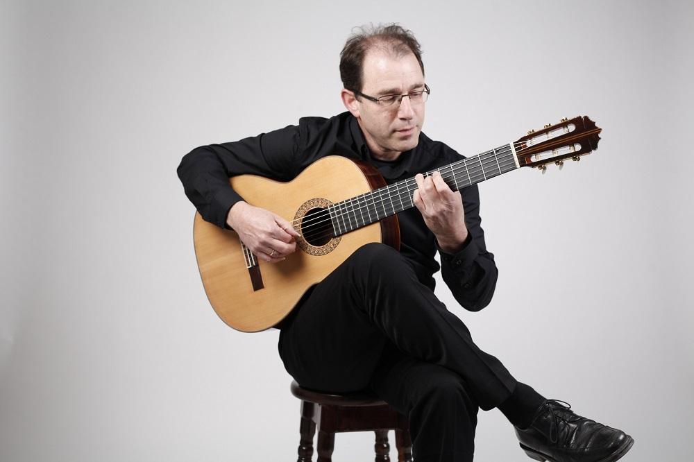 שיעור גיטרה קלאסית